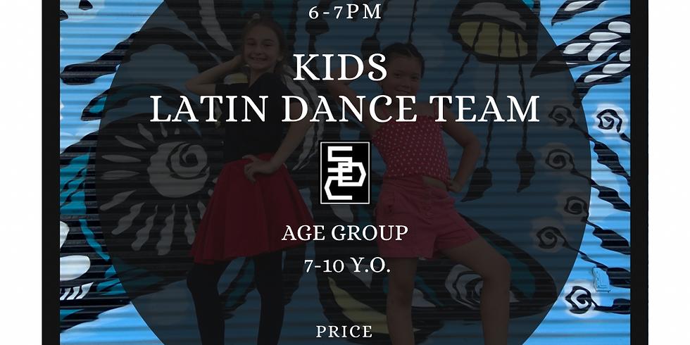 NEW Session for Kids Junior Team!