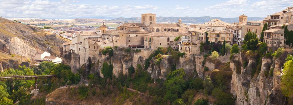 Cuenca, Panoramica