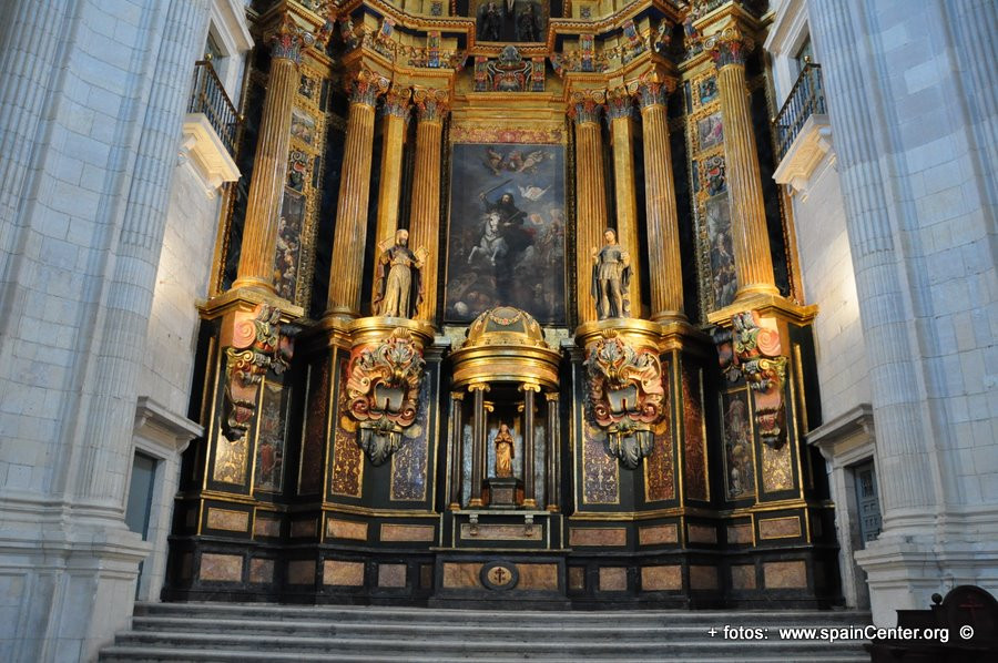 MOnasterio de Ucles, Iglesia