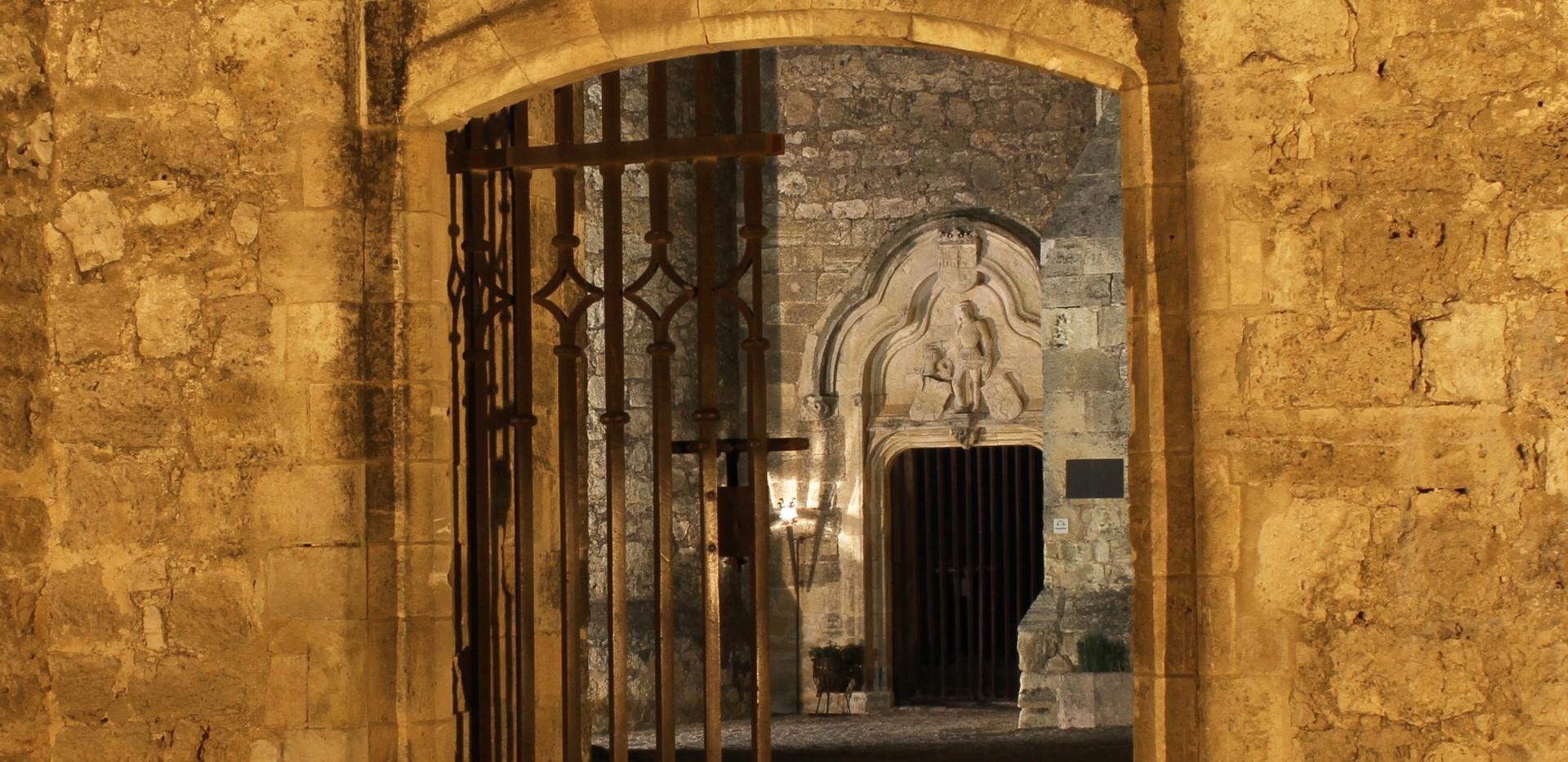 Castillo de Belmonte Portada