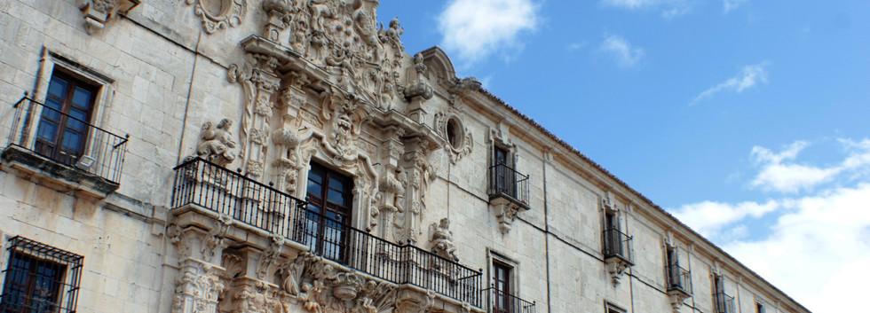 Monasterio de Ucles portada