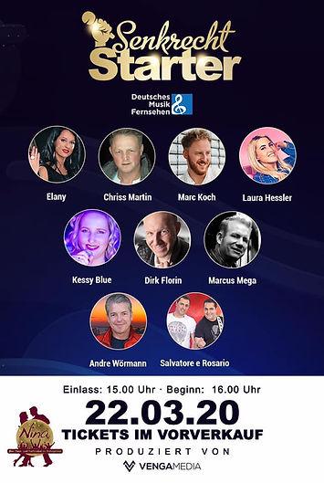 TV Show - Die Senkrechtstarter406541881226