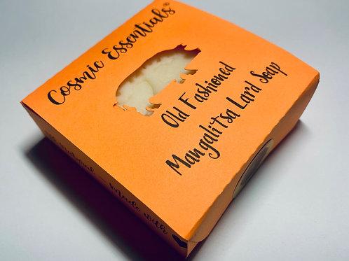 Orange Mangalitsa Lard Soap