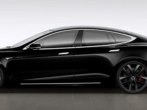 We deliver only in Tesla.