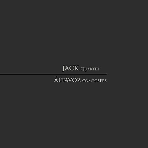 JACK Quartet | Áltavoz Composers