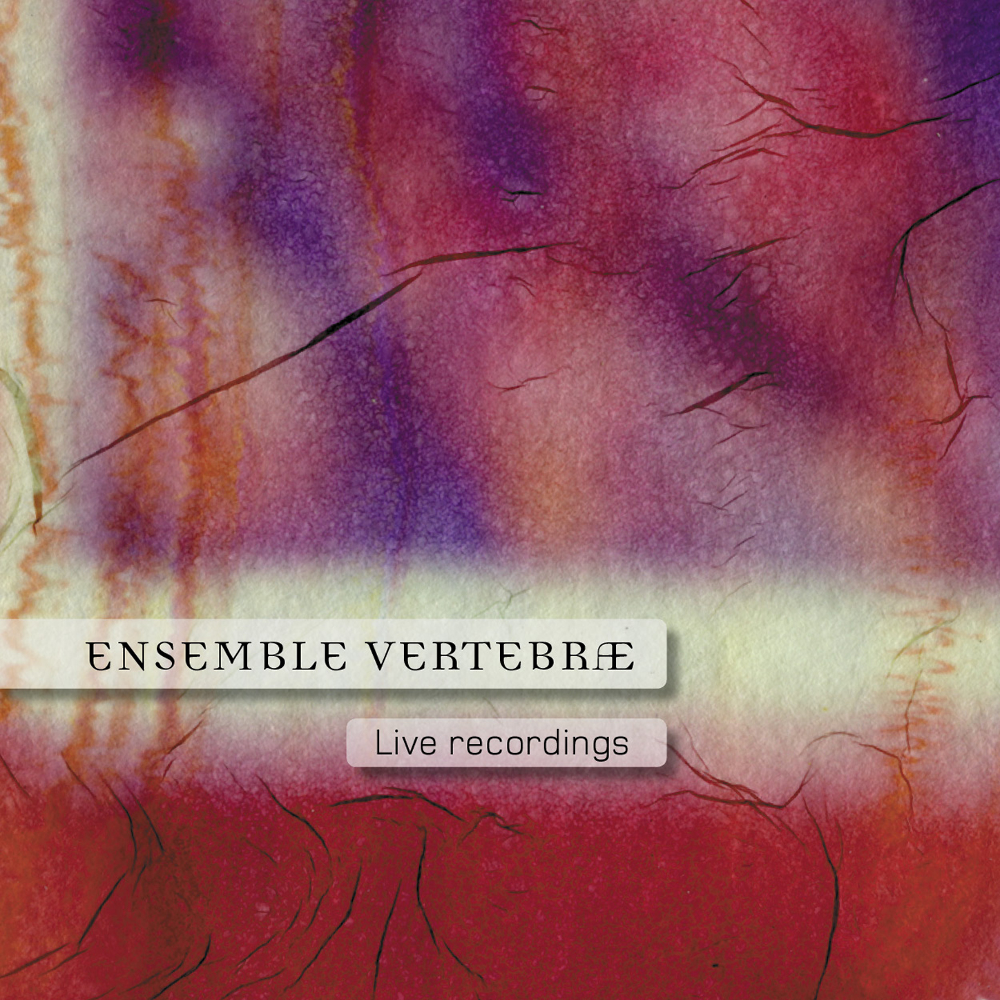 Ensemble Vertebrae | Live Recordings