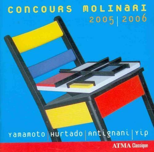 Molinari Quartet | Concours Molinari 05 - 06