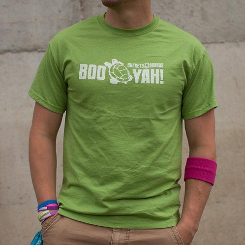 BNB BOOYAH Shirt    Kiwi Green - Youth & Adult