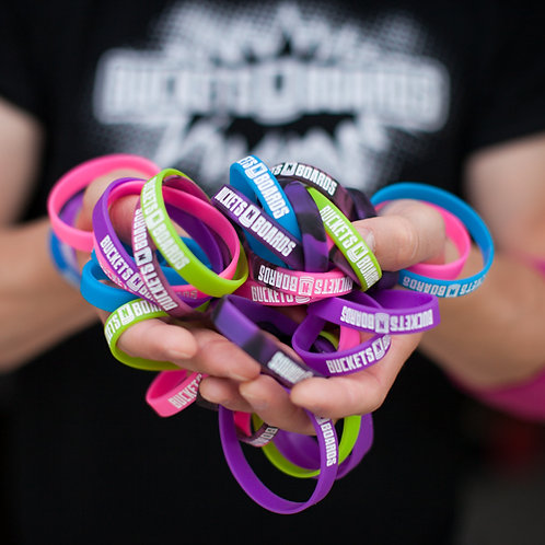 Official BNB Rubber Bracelet