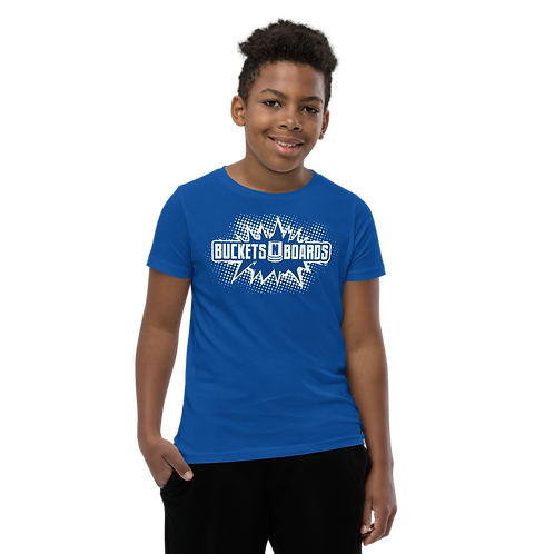BNB Youth Bella + Canvas T-Shirt - 6 Colors
