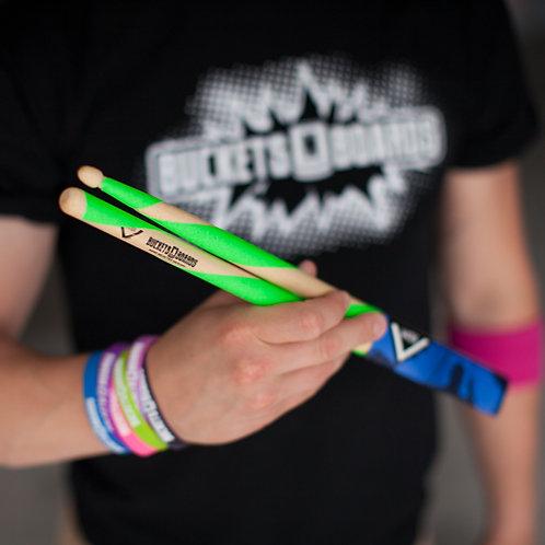 Official BNB Sticks     Neon Green