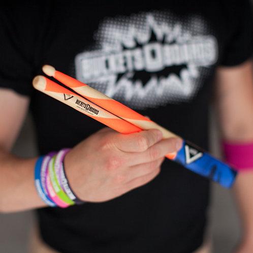 Official BNB Sticks     Neon Orange