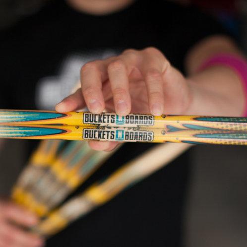 Official BNB Sticks     Graphic