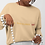 Thumbnail: Women's Fitted Long Sleeve Sweater