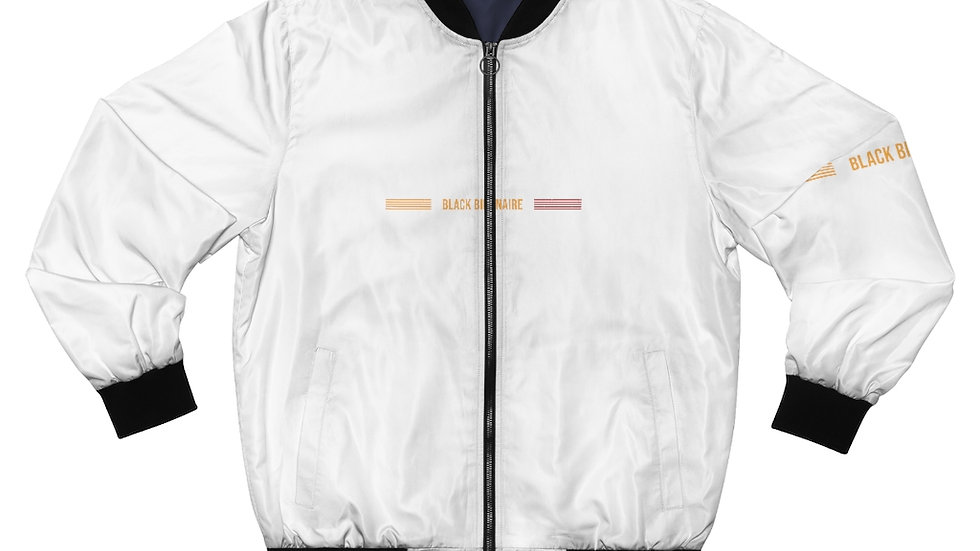 Men's AOP Bomber Jacket