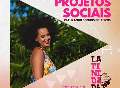 #ServiçoDePreta - Workshop de Viabilização de Projetos Sociais no Festival Latinidades