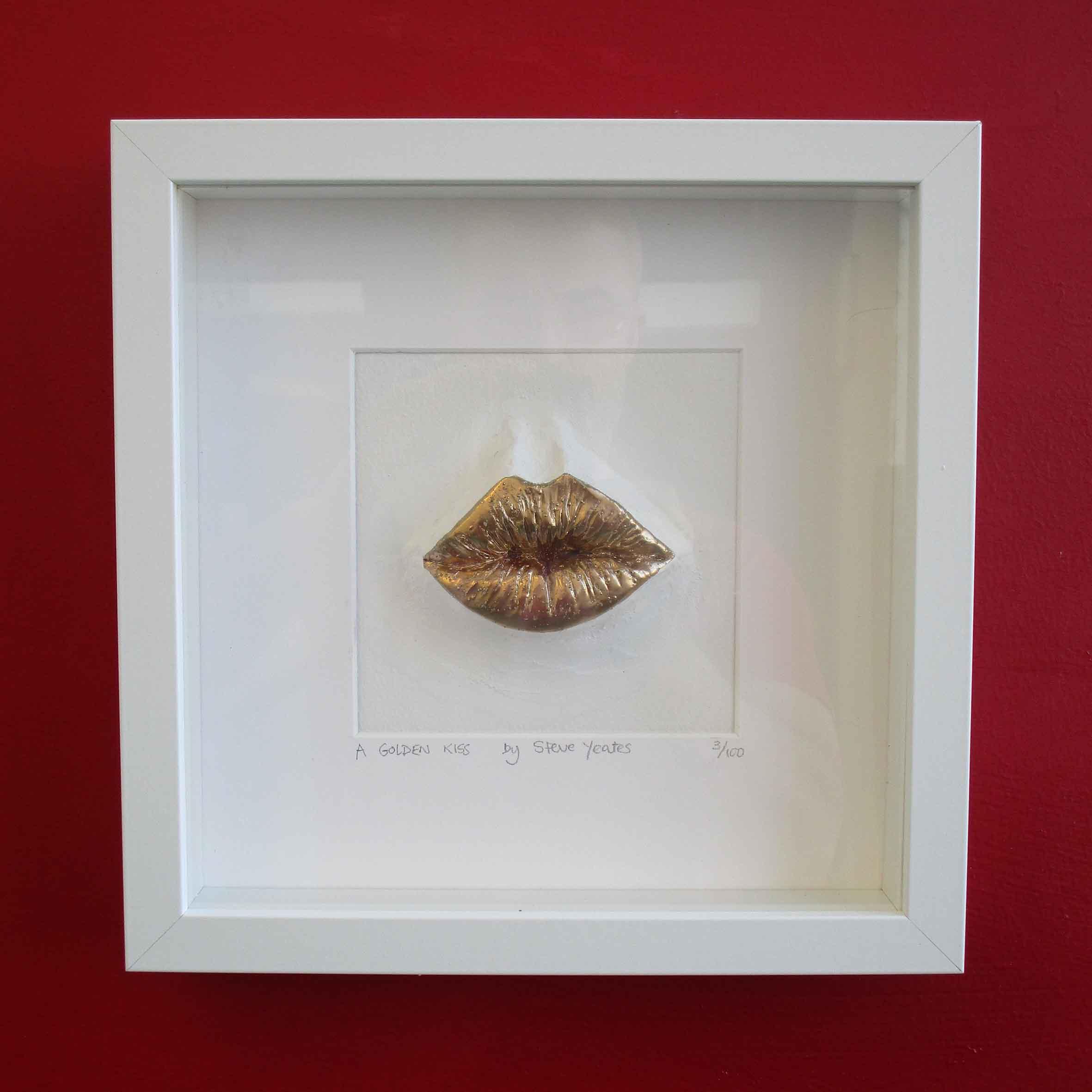 A Golden Kiss