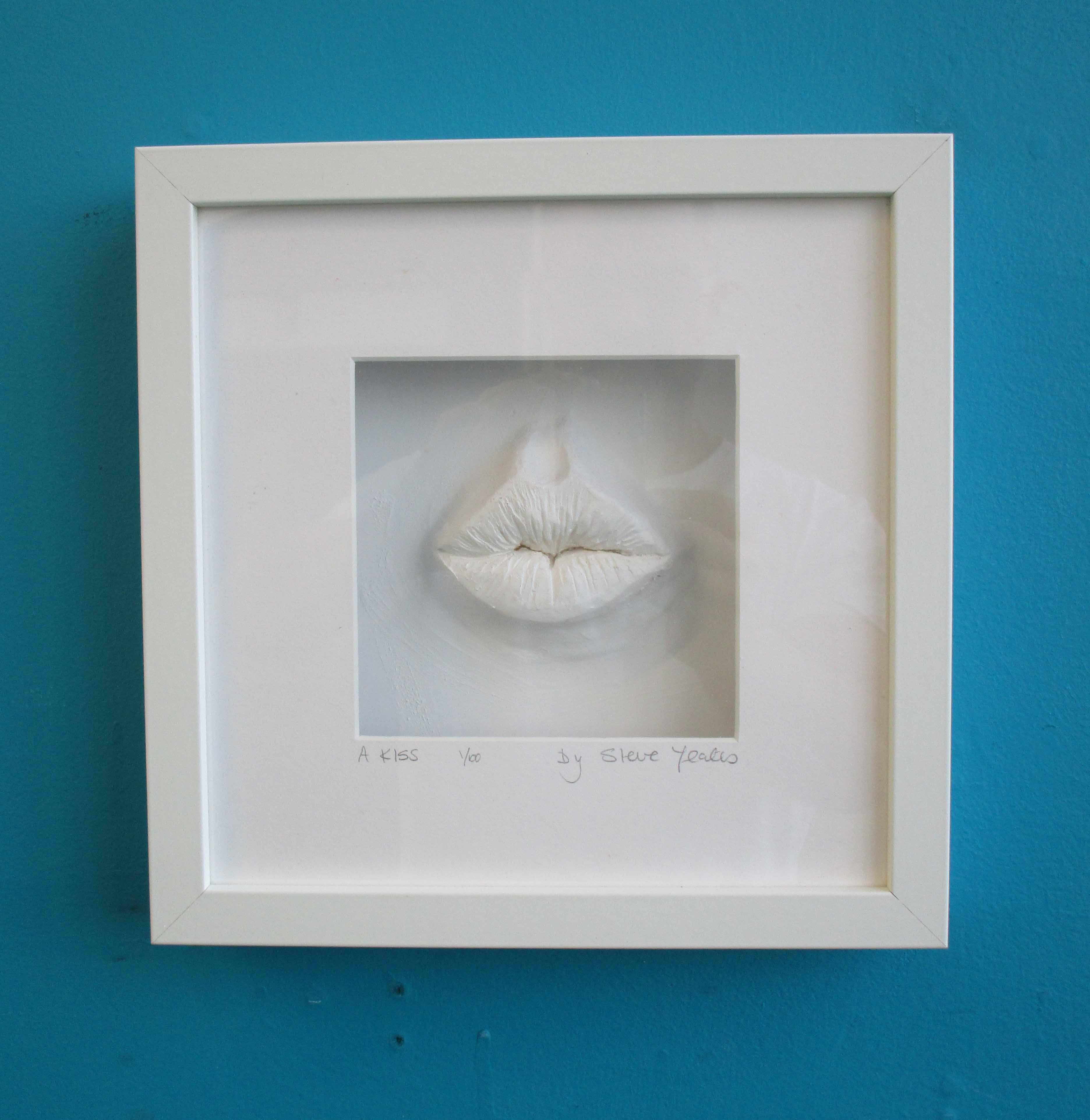 A Kiss (sunken)