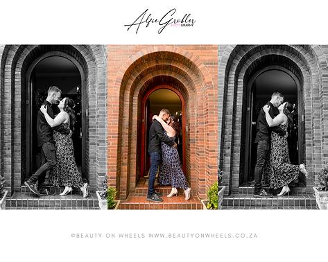Jaydean & Gareth Engagement