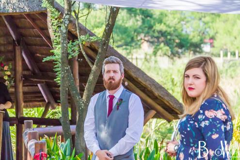 Chantell & Paul Wedding