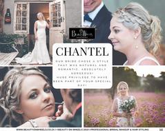 Our Beautiful Bride Chantel