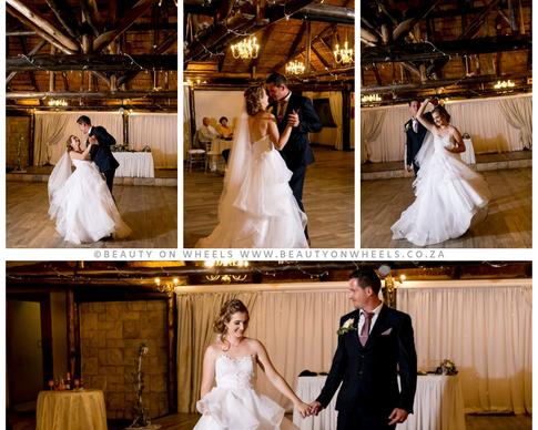 Viviene & Estiaan Wedding l Professional Wedding Hair Styling & Wedding Photography