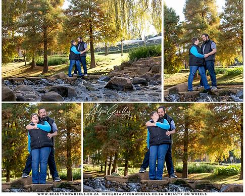 Elmarie & Gerrit Engagement, Professional Photography