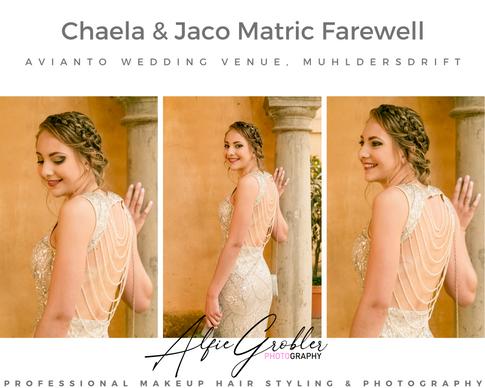 Chaela & Jaco Matric Farewell