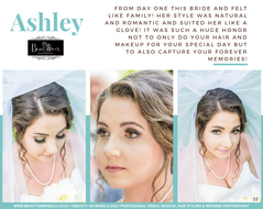 Our Beautiful Bride Ashley Robertson