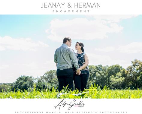 Jeanay & Herman Engagement