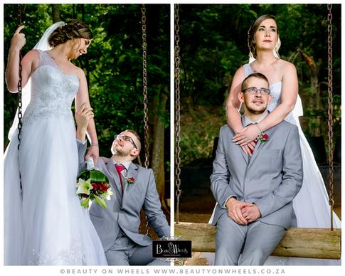 Francois & Nadia Wedding, Professional Bridal Makeup, Hair Styling & Wedding Photography