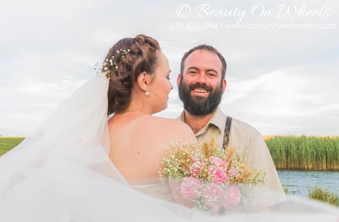 Michelle & Martiens Wedding