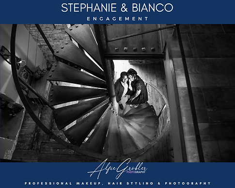 Stephanie & Bianco Engagement