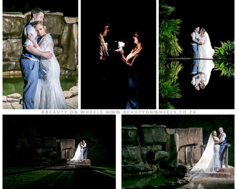 Janine & Mark Wedding, Professional Bridal Makeup, Hair Styling & Wedding Photography