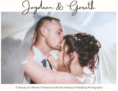 Jaydean & Gareth Wedding