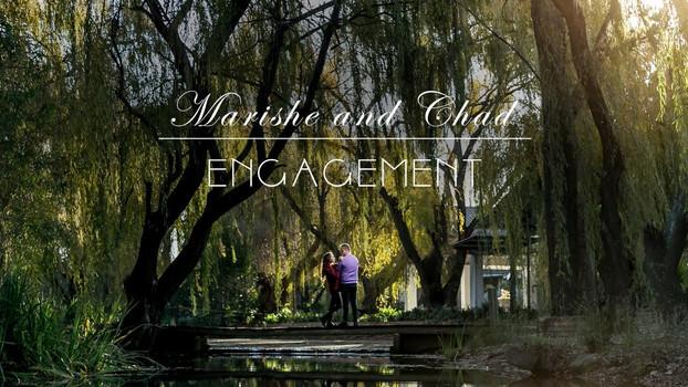 Marishe & Chad Engagement Video
