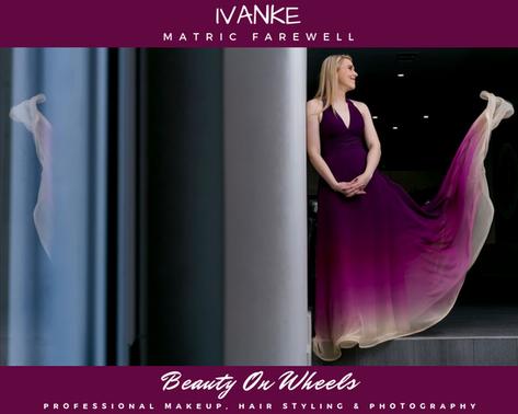 Ivanke Matric Farewell