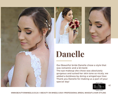 Our Beautiful Bride Danelle