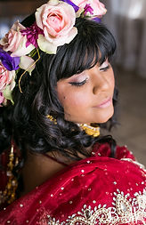 Indian Bridal Makeup & Hair, Bridal Makeup Gauteng, Wedding Hair Styling, Professional wedding photography Muhldersdrift, Makiti wedding venue
