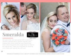 Our Beautiful Bride Smeralda
