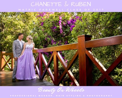Chanette & Ruben Matric Farewell