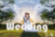 CHANTELL & PAUL WEDDING-COVER BEAUTY ON