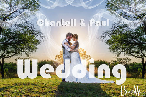 Chantell & Paul Wedding