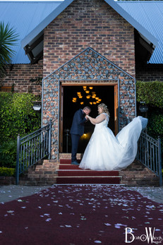 Robin & Michael Wedding l Professional Bridal Makeup, Hair Styling & Wedding Photography