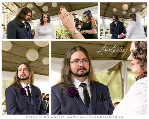 Leigshe & Robert Wedding