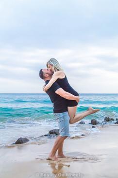 Dale & Mascha Couples Photo Shoot Santos Mossel Bay