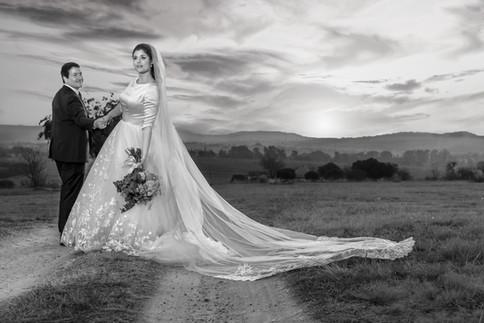Marquerit & Hennie Wedding Online Distro