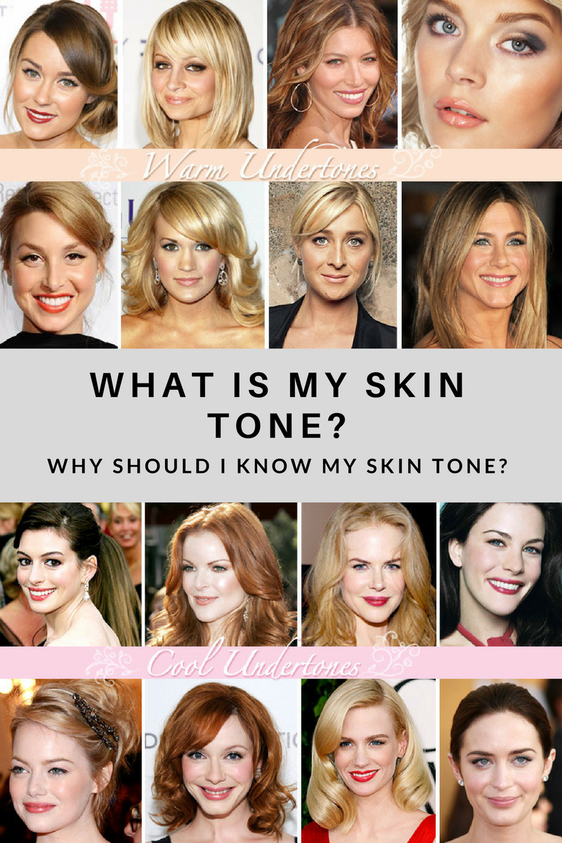 What Color Is My Skin Tone Best Skin 2018