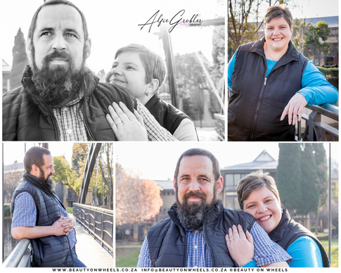 Elmarie & Gerrit Engagement, Professional Photography