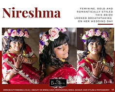 Nireshma & Sharlin Wedding
